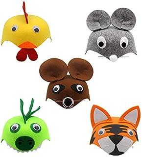 Amazon.es: gorras animales: Juguetes y juegos