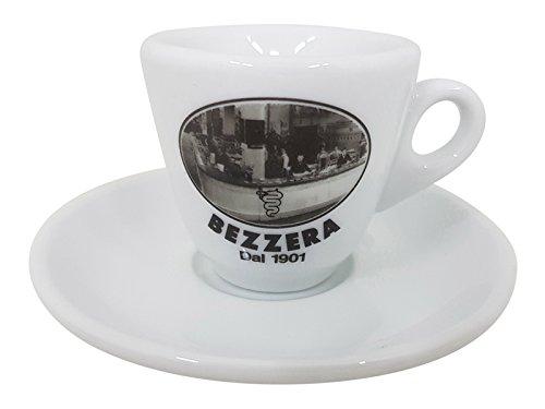 Bezzera Espressotasse mit Unterteller
