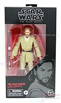 Star Wars The Black Series OBI-Wan Kenobi  Jedi Knight  Toy 6  Scale Attack of The Clones Collectible Figure Ages 4 & Up