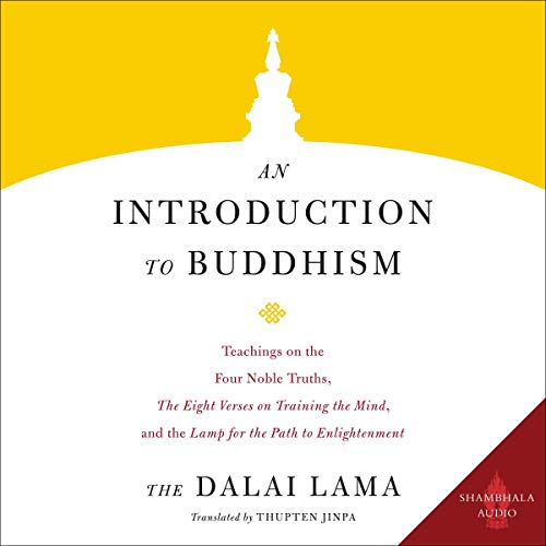 Couverture de An Introduction to Buddhism