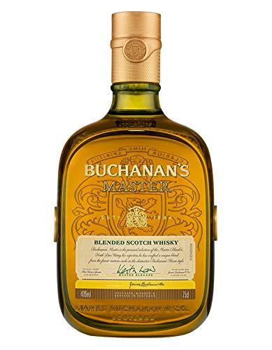 Bucanas Master marca James Buchanan's