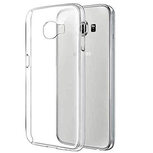 iPOMCASE Coque Protection Antichoc pour Samsung Galaxy C5, Transparent