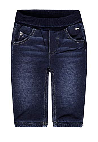Kanz Unisex Baby Hose, Blau (Dark Blue Denim Blue 0012), (Herstellergröße: 86)
