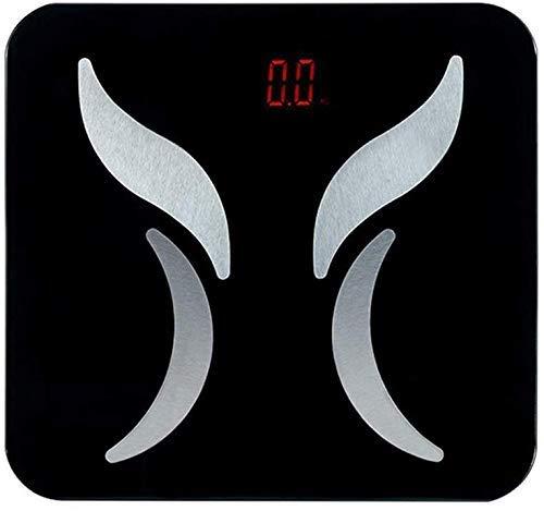 HYY-YY Weegschaal Smart Lichaamsvet Q1 Schaal vetmeting Household Adult Precision weegschaal weegschaal