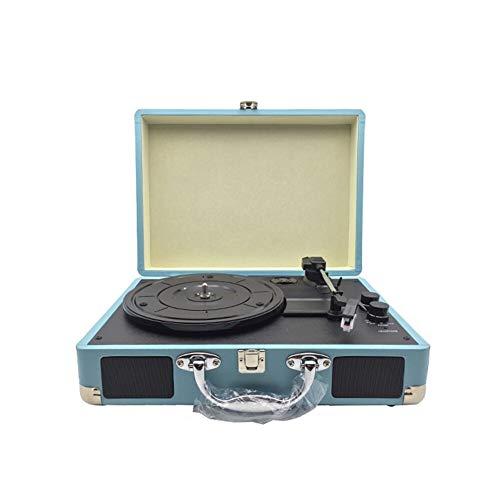 TEVISE Tocadiscos 33RPM Antiguo gramófono música del Disc
