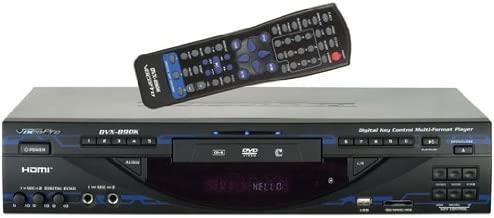 VocoPro PA System, DVX-890K (DVX890K)