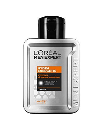 L'Oréal Men Expert Hydra Energetic After-Shave Bálsamo Multi-Reparador, 100ml