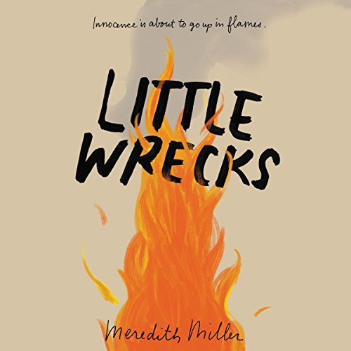 Little Wrecks audiobook cover art