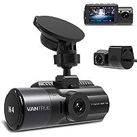 Vantrue N4 Three Channel Front, Inside and Rear Dash Cam