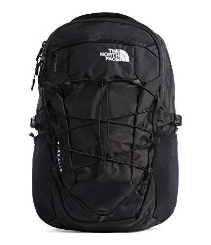 The North Face Borealis Laptop Backpack - Bookbag for Work, School, or Travel, TNF Black, One Size