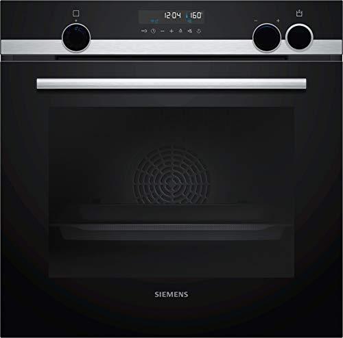 Siemens HR578GBS6 iQ500 Einbau-Backofen / A / WLAN-fähig mit Home Connect / coolStart-kein Vorheizen / softClose / 3D-Heißluft Plus