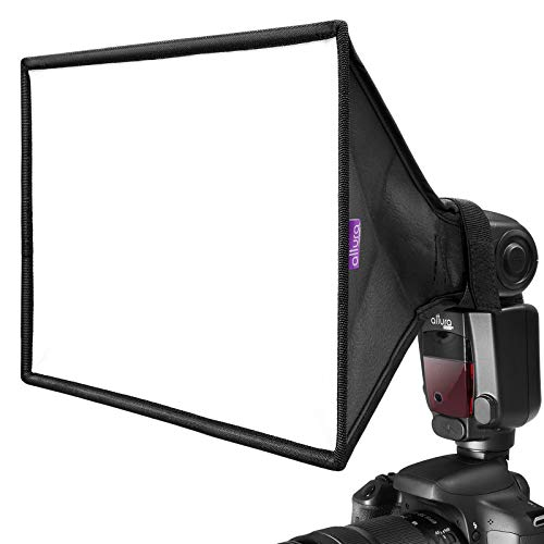 """Flash Diffuser Light Softbox 11x8"""" by Altura Photo (Universal, Collapsible with..."""