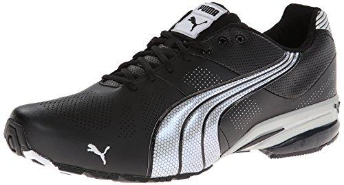 Best Price PUMA Men's Cell Hiro TLS Running Shoe,BlackPuma