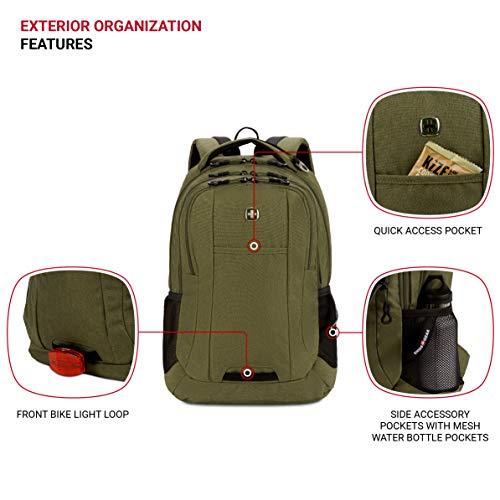 SwissGear Cecil 5505 Laptop Backpack