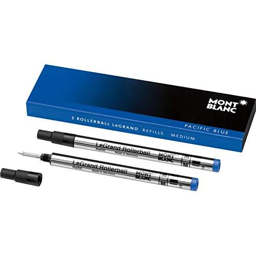 Montblanc REFILLS RB LEGRAND M 2x1 PACIFIC BLUE 105165