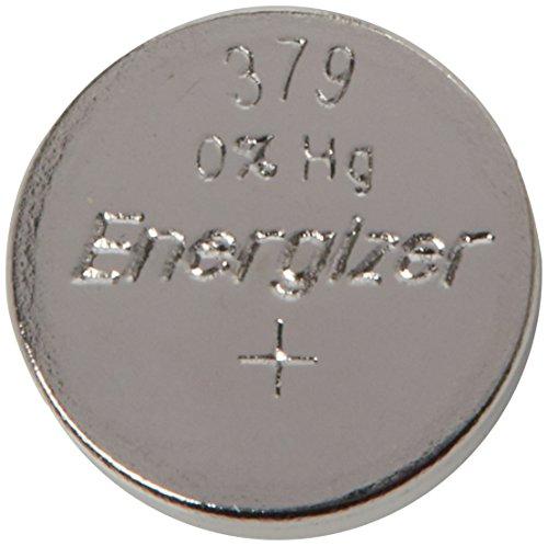 Energizer 379 SR63 SR521SW Uhren Knopfzelle