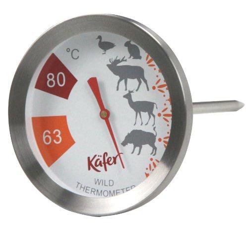 Käfer Thermometer, Edelstahl