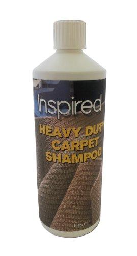 McKlords Ltd Shampoo Tappeto Durevole Inspired (1L