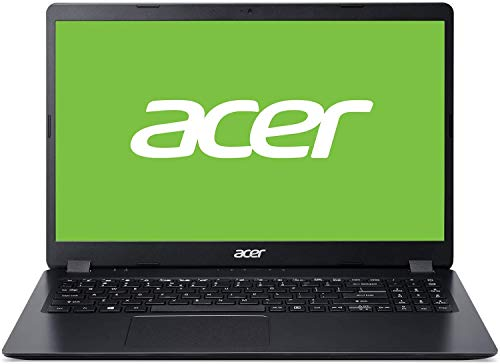 "Acer Aspire 3 – Computer portatile da 15,6"" FullHD (Intel Core i3-6006U, 8 GB RAM, 512 GB SSD, Intel HD Graphics 520, Windows 10) – Tastiera QWERTY spagnolo"