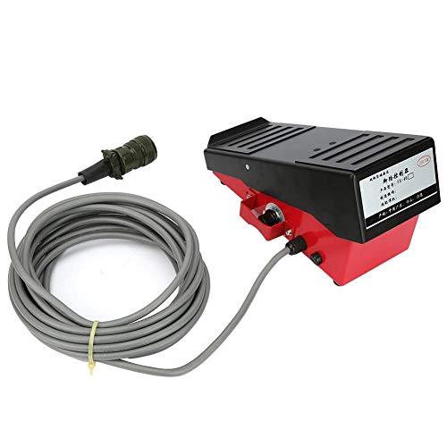 WIG-Schweißfußpedal, Miller-WIG-Schweißgerät, 14-poliger Stecker, 23,6-Fuß-Kabel, passend für Miller-WIG-Schweißgerät