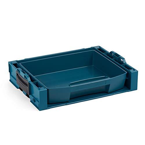 Bosch Sortimo i-Rack aktiv grün bestückt mit LS-Schublade 72