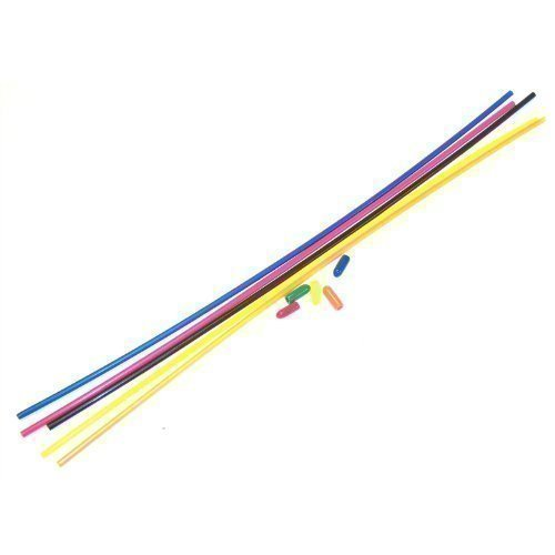 BSD Plastic Antenna Pipe Mix Cap Receiver Aerial Tube Mix