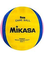 كرة شاطيء بولو من ميكاسا W6000W - متعددة الالوان، مقاس 5