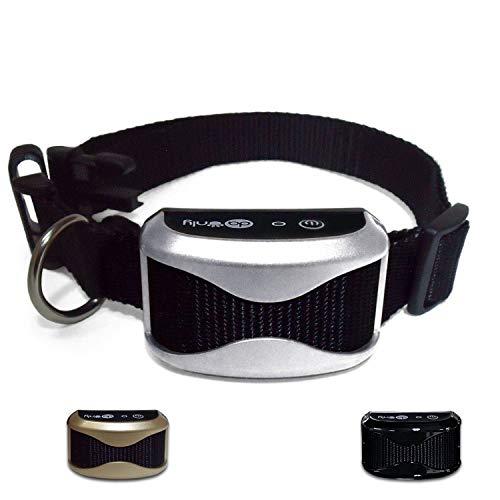 DAONLY Collar Antiladridos para Perros Grandes Automático , Collar de Adiestramiento Eléctrico...