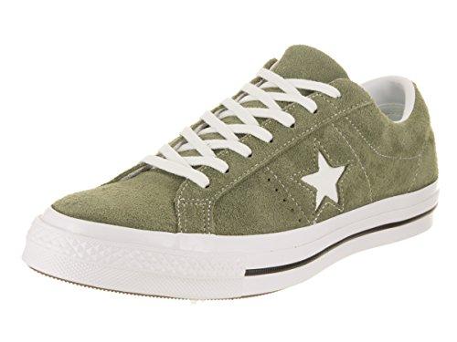 Converse Lifestyle One Star Ox, Sneakers Basses Mixte, Multicolore (Field Surplus/White/White 322), 40 EU