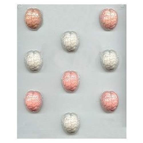 Bite Size Brains Candy Mold