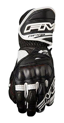 Fünf Advanced Handschuhe rfx2Erwachsene Handschuhe, Schwarz/Weiß, Gr. 08