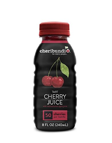 Cheribundi Energy Drink Cherry Juice 8 Manufacturer regenerated Al sold out. product Ounce 12 Pack of