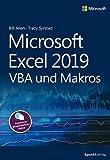 Microsoft Excel 2019 VBA und Makros (Microsoft...