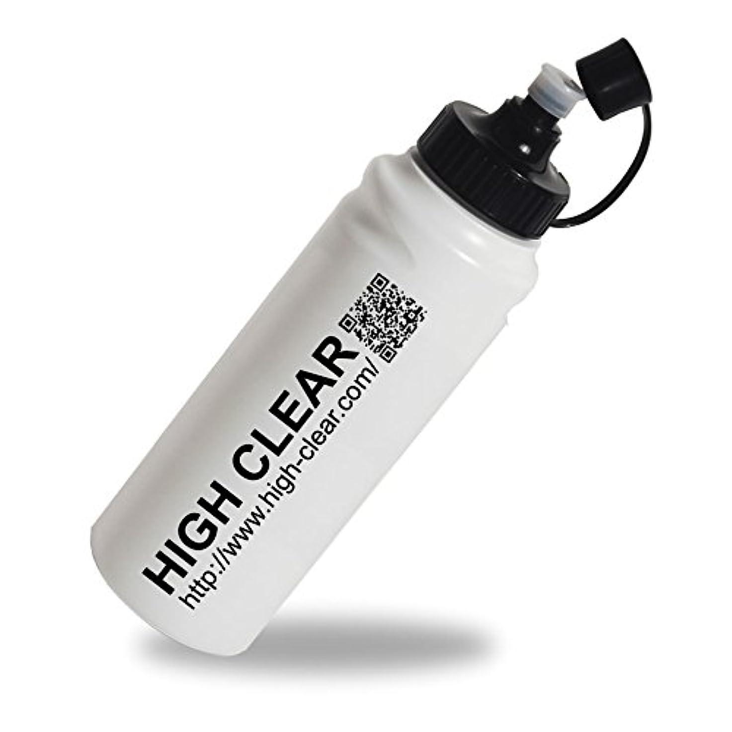 驚感心するリゾートHIGH CLEAR(ハイクリアー)ウォーターボトル1000ml