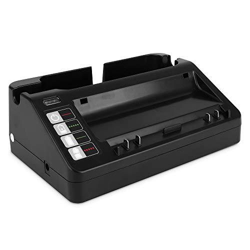 CELLONIC® Caricabatteria Premium 1.9A Compatibile con iRobot Roomba 400/500 / 560/620 / 630/650 / 780, Scooba 300/385 / 390, 14.4V (10.8V - 20V) Alimentatore Caricatore Cavo di Ricarica Nero
