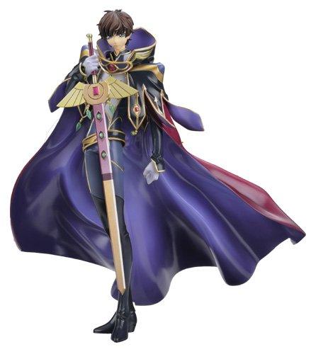 Code Geass: Kururugi Suzaku -Knight of Zero- 1/8 PVC figurine