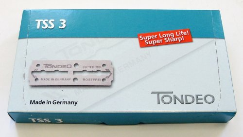 10-delige set: Tondeo TSS 3 messen 10 stuks (=10x 10 stuks)