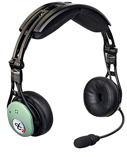 David Clark DC PRO-X2 Hybrid Electronic Noise-Cancelling Aviation Headset