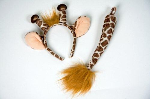 - 2 Mann Giraffe Kostüm
