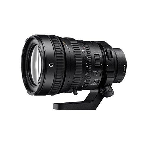 Sony SEL-P28135G G Powerzoom Video Objektiv (28-135 mm, F4, Vollformat, geeignet für A7, A6000, A5100, A5000 und Nex Serien, E-Mount) schwarz