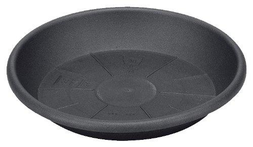 EURO3PLAST Dessous de Pots Medea 48cm Anthracite 148562