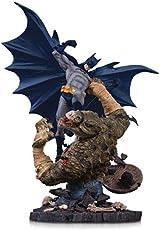 DC Collectibles Batman Vs. Killer Croc Mini Battle Statue, Multicolor, One-Size