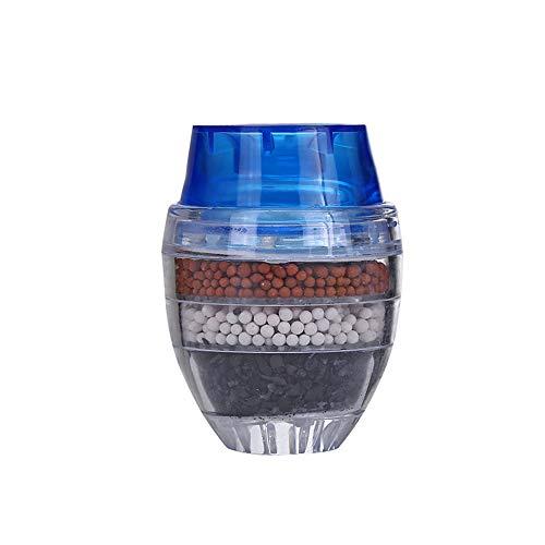 XUPHINX Wasserhahn Wasserfilter Coconut Carbon Home Küche Wasserhahn Leitungswasser Reinigen Filter Luftfilter