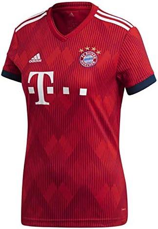 adidas FC Bayern Home Women's Soccer Jersey - 2018/19