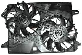 Radiator Condenser Cooling Fan - 1