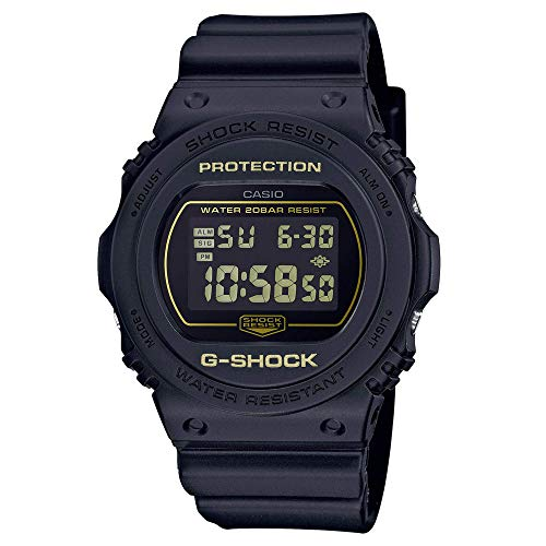 Casio DW5700BBM-1 G-Shock Men's Watch Black 42mm Resin