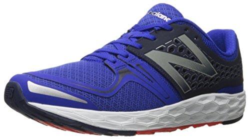 New Balance - Zapatillas de running Fresh Foam Vongo para hombre, Azul (Negro/Azul), 8 D(M) US