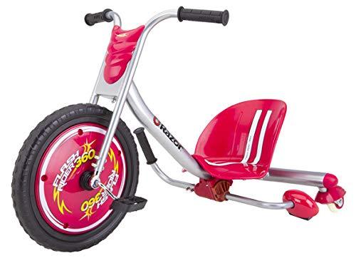 Razor 20073359 Flash Rider 360 - Bicicleta y vehículo para niños
