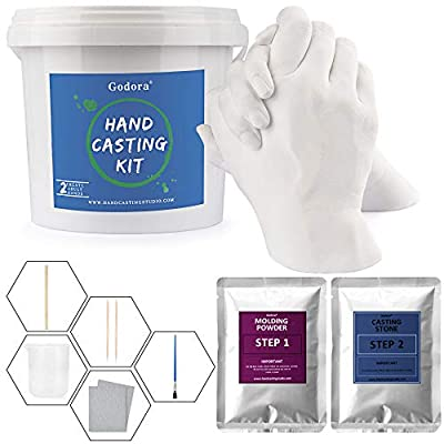Hand Casting Kit Couples  Molding Kits for Adul...
