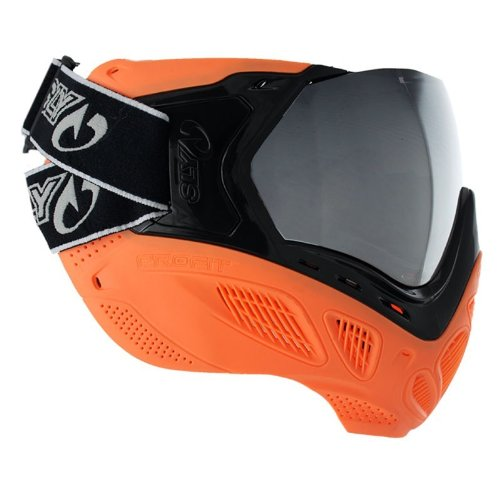 Sly Paintball Maske Profit, Orange, 54464